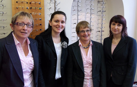 Opticians based in Fermoy, North Cork
